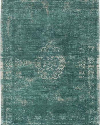 tapis Louis De Poortere LX8258 Fading World Medaillon Jade