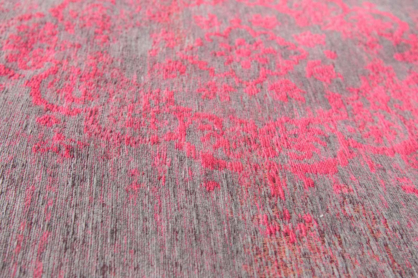 tapis Louis De Poortere LX8261 Fading World Medaillon Pink Flash zoom