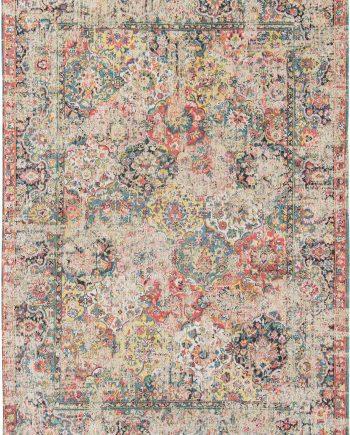 tapis Louis De Poortere LX8712 Antiquarian Antique Bakthiari Janissary Multi