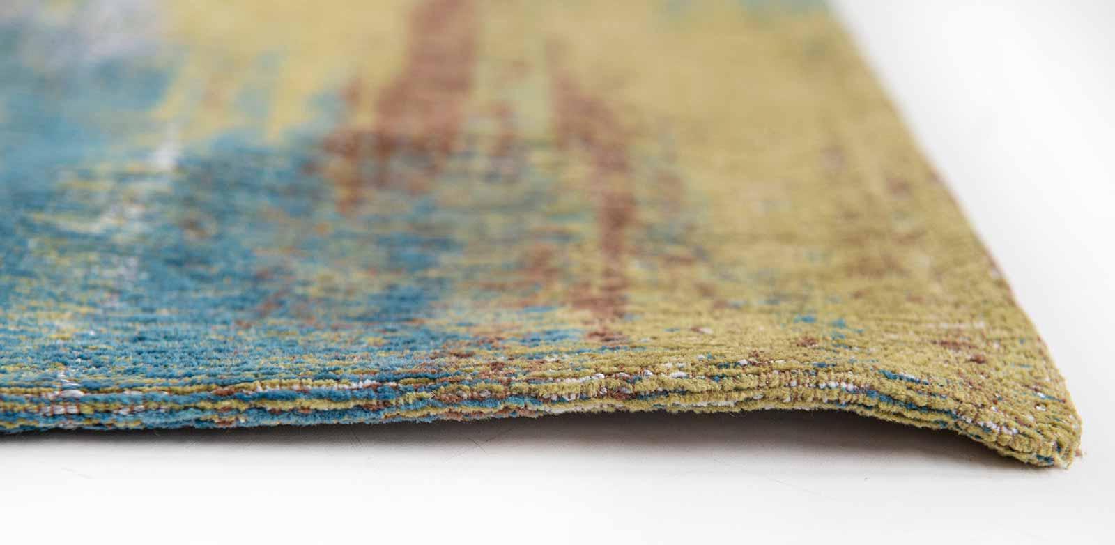 Louis De Poortere tapis CS 9118 Atlantic Monetti Nenuphar Bronze side