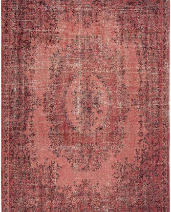 Louis De Poortere tapis CS 9141 Palazzo Da Mosta Borgia Red
