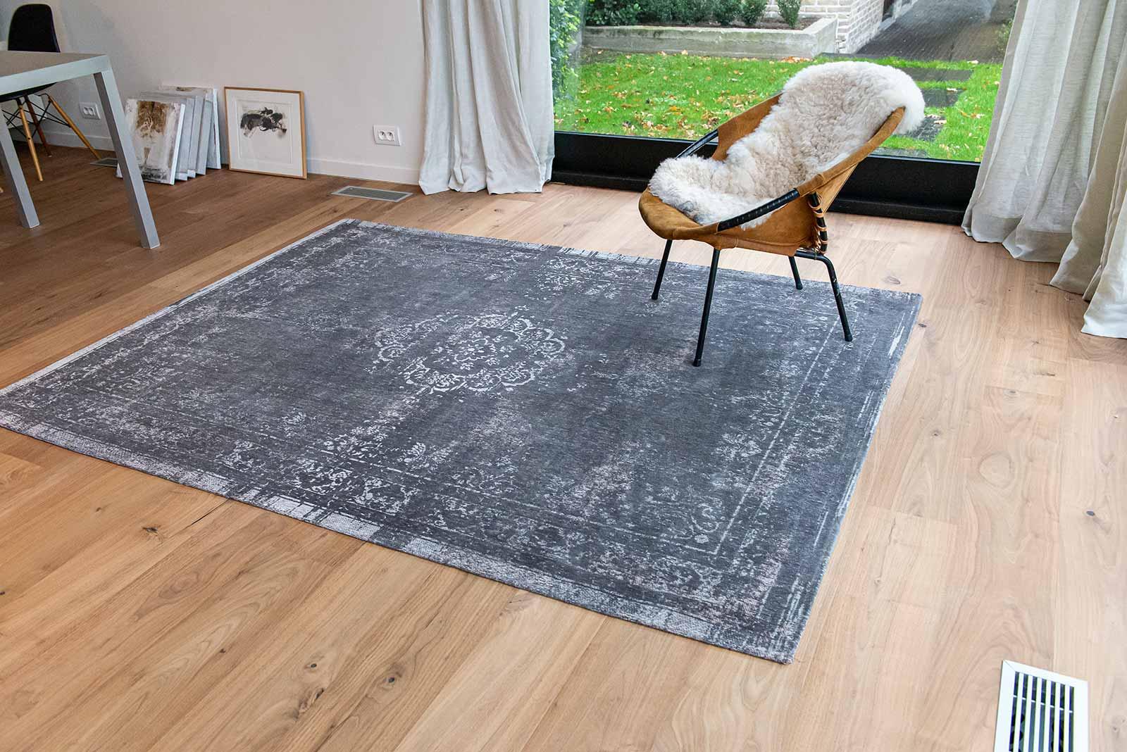 Louis De Poortere tapis CS 9148 Fading World Stone interior 6