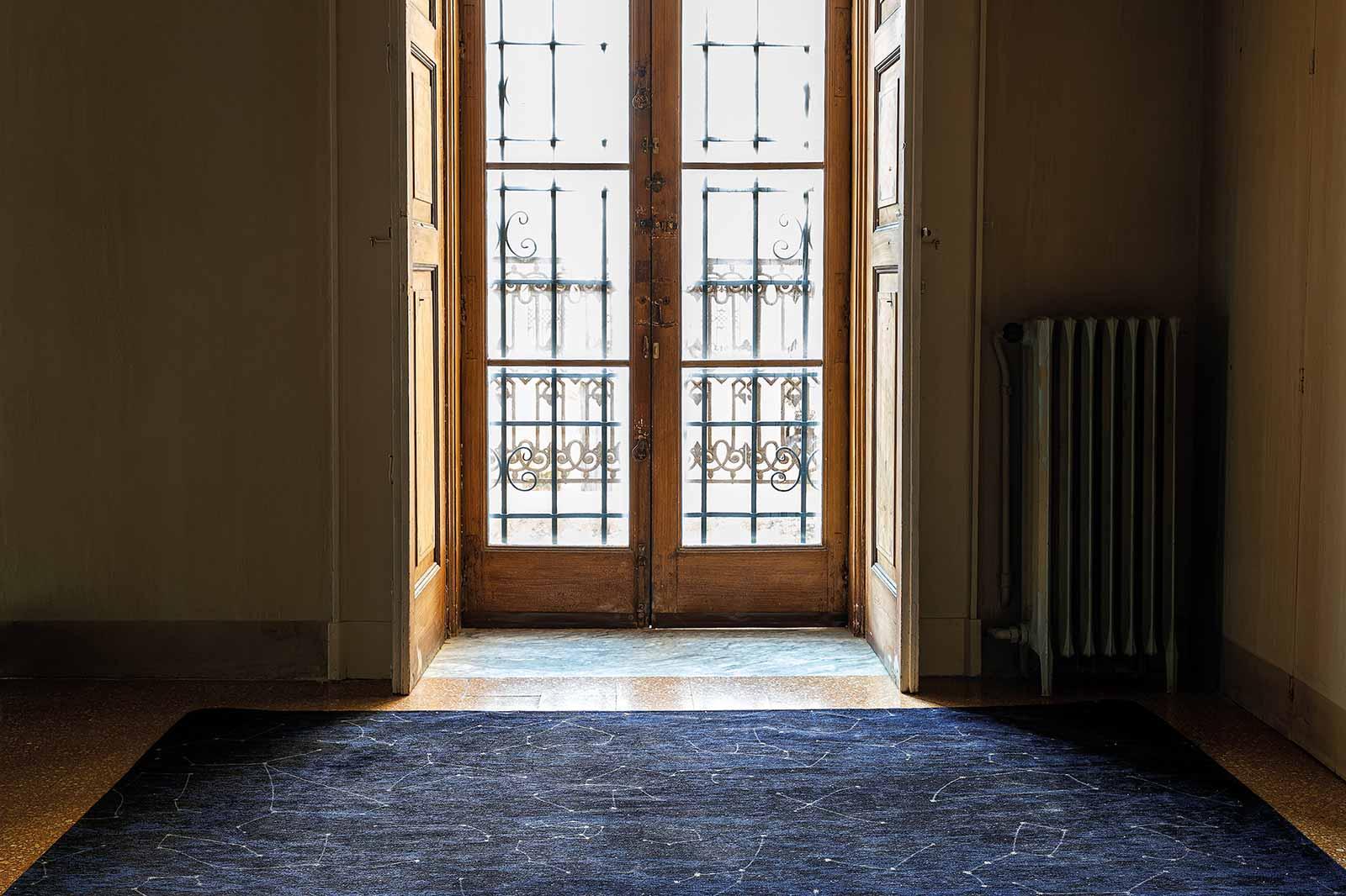 Louis De Poortere tapis Fischbacher Celestial 9060 interior 2