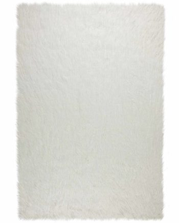 Andessi Tapis Agatha Faux Fur Antwerp Ivory 1