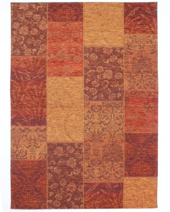 Andessi Tapis Heritage Terracotta 1