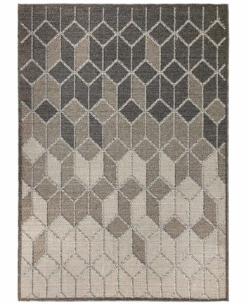 Andessi Tapis Kinsley Dartmouth Grey Cream 1