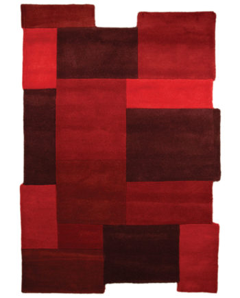 Andessi Tapis Montagio Red 1