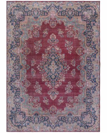 Andessi Tapis Fold Colby Red 3